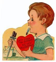 vintage valentines 15 creepy vintage valentines oddee