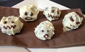 spooky cookie truffles la phemme phoodie