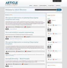 article directory wordpress theme article directory wordpress