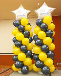 balloon columns customised balloon columns that balloons