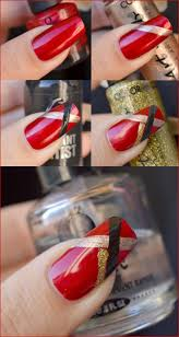 christmas nail art design 30 best ideas and step by step tutorials