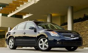 Nissan Altima V6 - pricing announced for 2008 nissan altima sedan car news news