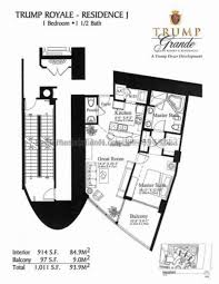 Trump S Apartment Floor Plan Trump Royale Condo Trump Royale Condos For Sale 18201 Collins