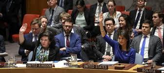 onu si e onu non condanna il raid militare in siria e si dice pronto a