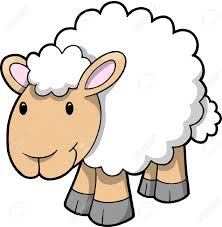 sheep clipart clipart collection star template for kids sheep