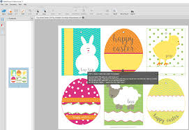 how to convert and edit free printable easter pdf templates