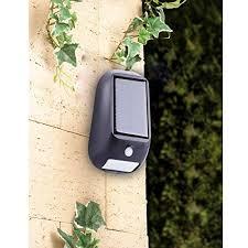 Outdoor Lightings by Le Solar Lights Led Motion Sensor Light Waterproof Solar Or