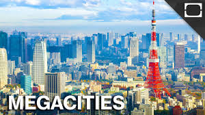 what are the world s largest cities