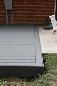 best 25 composite decking ideas on pinterest decks wood deck
