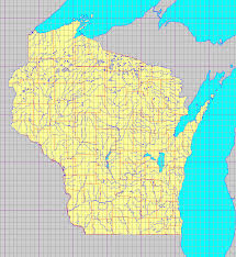 Maps Of Wisconsin by Wisconsin 1 24 000 Topographic Map Index