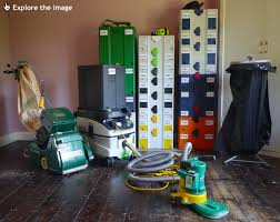 dust free floor sanding german sanding machines