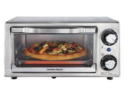 Spacesaver Toaster Oven Hamilton Beach Toaster Oven U0026 Reviews Wayfair