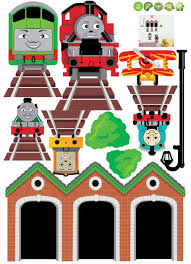 ay738 free shipping removable thomas the tank train children room ay738 free shipping removable thomas the tank train children room wall stickers room mural 50x70cm mixed order in wall stickers from home garden on