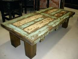 barn door dining table table made from old door dining tables made from old doors awesome