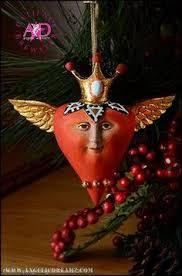 krinkles mini chili ornament patience brewster
