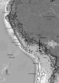 Lake Titicaca Map Prehispanic Carved Stones In The Northern Titicaca Basin Pdf