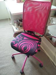Pink Office Chair Swivel Desk Chair Ikea Torbjorn In Pink Perfect Condition