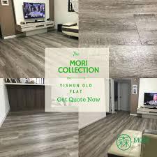 Laminate Flooring Singapore Mori Interior Home Facebook