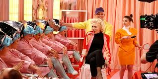 who is the lady in the target commercial for black friday target does it again behind the scenes of our history making