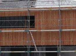 bardage bois claire voie réalisations de la scierie 88 u203a strabach et fils