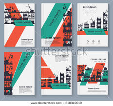 magazine layout size business magazine cover layout design silhouette stock vector 2018