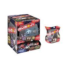Lego Blind Packs Five Nights At Freddy U0027s My Moji Blind Bag Single Pack Zing