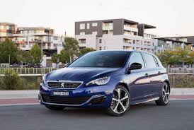 peugeot reviews peugeot cars news sporty peugeot 308 gt join local range