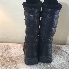 ugg s kintla boot 56 ugg shoes ugg black kintla quilted insulated boots