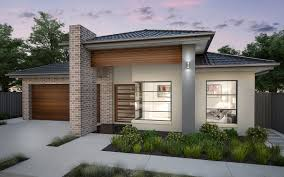 Single Level Homes New Home Builders Opal 27 Single Storey Home Designs