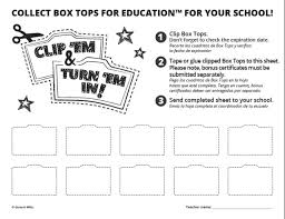 box tops for education are everywhere but what are they really