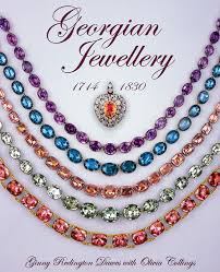 Jewelry Making Book Identifying Georgian Jewelry Fakes Repros And Traditional Styles
