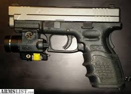 streamlight tlr 4 tac light with laser armslist for sale springfield xd 40 with gear trijicon night
