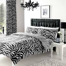 Black And White Zebra Area Rug Flooring Contemporary Zebra Print Rug With Modern Look