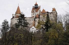 Dracula S Castle For Sale High Stakes In Dracula U0027s Transylvania Wsj