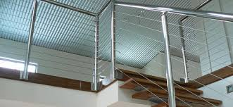 Stainless Steel Banisters Metal Railings Manufacturer From Mumbai