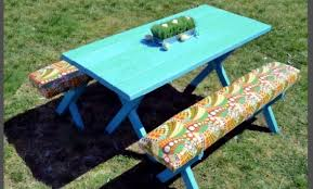 fitted picnic table covers 3 piece fitted picnic table bench seat cover set elastic fit with
