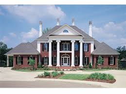 great house designs colonial house plans prentiss manor colonial home plan 024s 0023