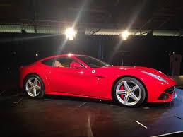 Ferrari F12 2013 - first ferrari f12 berlinetta touches down in south africa