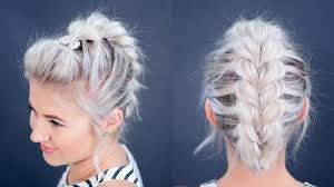 21 party hairstyles for girls with short hair fashionpro