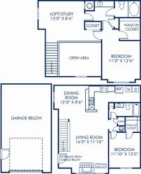 2 Bedroom Floor Plans by 1 2 U0026 3 Bedroom Apartments In Apex Nc Camden Lake Pine