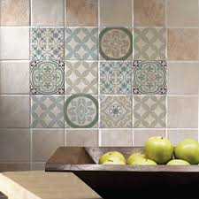 Ceramic Tile Kitchen Countertops by Ceramic Kitchen Doors Tile Backsplash Ideas Roosters Remove Decals