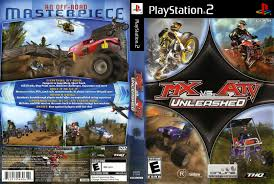 mx vs atv motocross mx vs atv unleashed cover download u2022 sony playstation 2 covers
