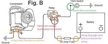 wolo air horn wiring diagram u2013 readingrat net