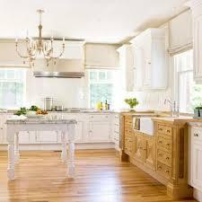 stunning cottage style kitchen vintage white kitchen island red