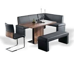 leather corner bench dining table set amadeo corner dining set arl 2 modern dining