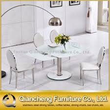 folding stainless steel dining table folding stainless steel
