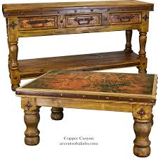 western copper furniture online at accents of salado western