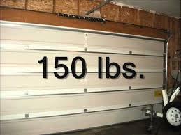 Garage Door Torsion Spring Winding Bars by Garage Door Fundamentals Torsion Spring Counterbalance Youtube