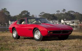 maserati alfieri red 1967 1973 maserati ghibli review top speed