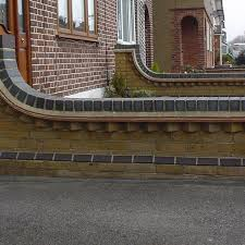 garden walls wigan garden walls by lowton landscapes warrington